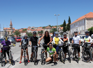 bike vacation Croatia
