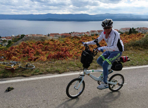 biking tour Croatia